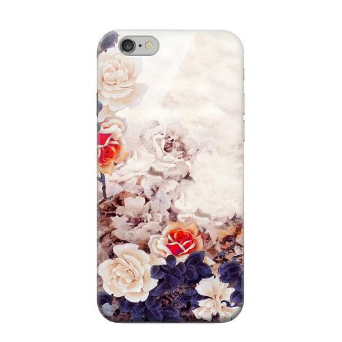 Geeks Designer Line (GDL) Apple iPhone 6 Matte Hard Back Cover - Vintage Roses