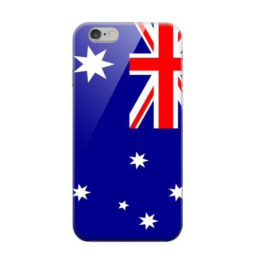 Geeks Designer Line (GDL) Apple iPhone 6 Matte Hard Back Cover - Australia