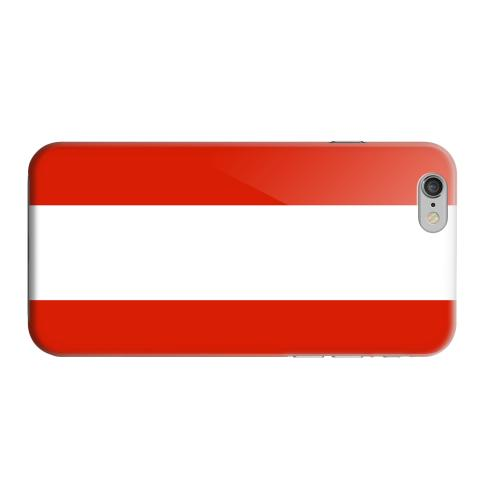 Geeks Designer Line (GDL) Apple iPhone 6 Matte Hard Back Cover - Austria