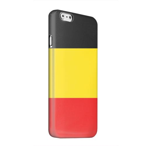 Geeks Designer Line (GDL) Apple iPhone 6 Matte Hard Back Cover - Belgium