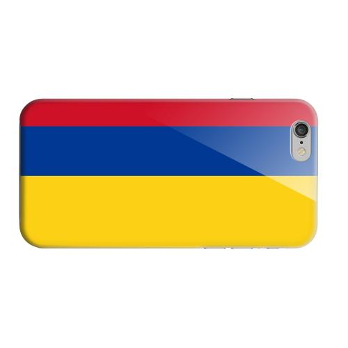 Geeks Designer Line (GDL) Apple iPhone 6 Matte Hard Back Cover - Colombia