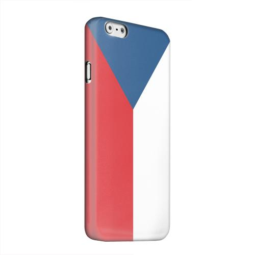 Geeks Designer Line (GDL) Apple iPhone 6 Matte Hard Back Cover - Czech Republic