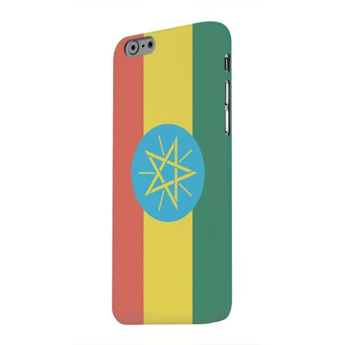Geeks Designer Line (GDL) Apple iPhone 6 Matte Hard Back Cover - Ethiopia