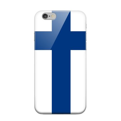 Geeks Designer Line (GDL) Apple iPhone 6 Matte Hard Back Cover - Finland