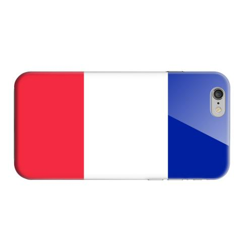 Geeks Designer Line (GDL) Apple iPhone 6 Matte Hard Back Cover - France
