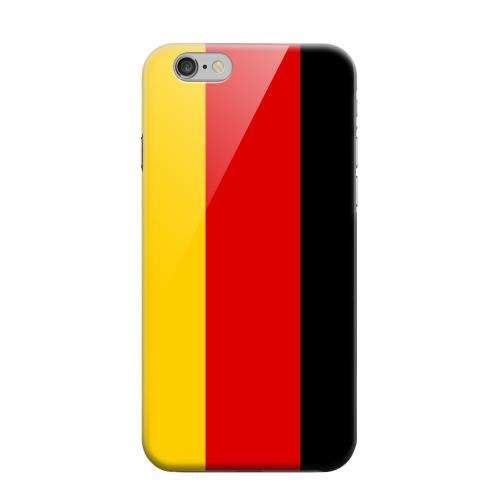 Geeks Designer Line (GDL) Apple iPhone 6 Matte Hard Back Cover - Germany