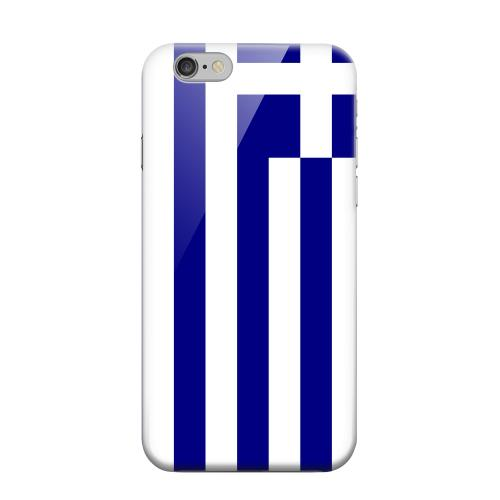 Geeks Designer Line (GDL) Apple iPhone 6 Matte Hard Back Cover - Greece