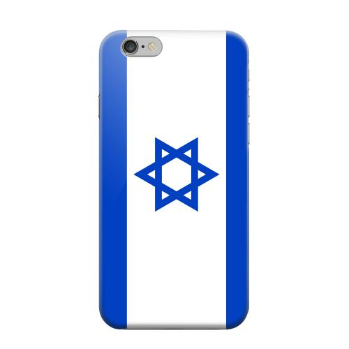 Geeks Designer Line (GDL) Apple iPhone 6 Matte Hard Back Cover - Israel
