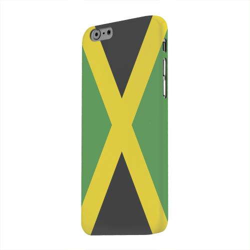 Geeks Designer Line (GDL) Apple iPhone 6 Matte Hard Back Cover - Jamaica
