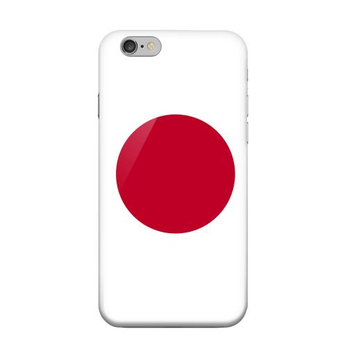 Geeks Designer Line (GDL) Apple iPhone 6 Matte Hard Back Cover - Japan