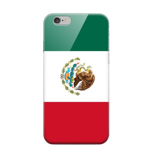 Geeks Designer Line (GDL) Apple iPhone 6 Matte Hard Back Cover - Mexico