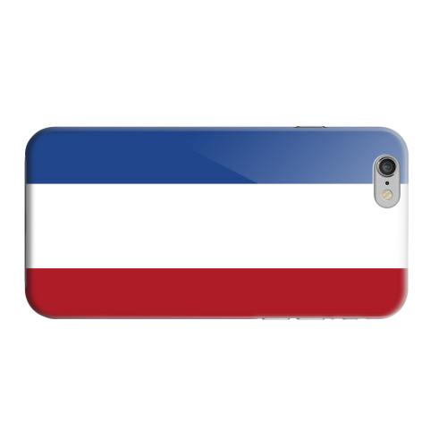 Geeks Designer Line (GDL) Apple iPhone 6 Matte Hard Back Cover - Netherlands