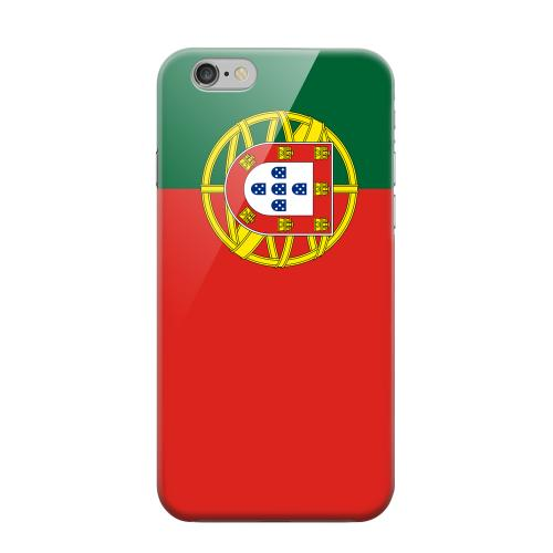Geeks Designer Line (GDL) Apple iPhone 6 Matte Hard Back Cover - Portugal