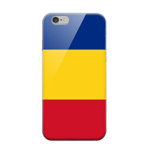 Geeks Designer Line (GDL) Apple iPhone 6 Matte Hard Back Cover - Romania