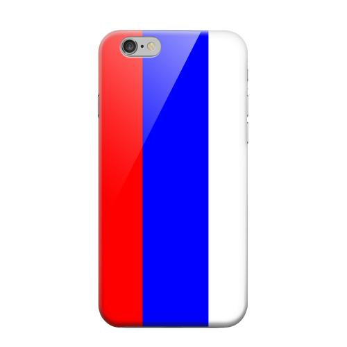 Geeks Designer Line (GDL) Apple iPhone 6 Matte Hard Back Cover - Russia