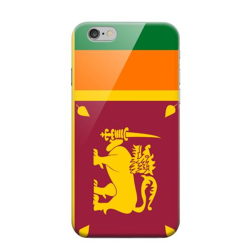 Geeks Designer Line (GDL) Apple iPhone 6 Matte Hard Back Cover - Sri Lanka