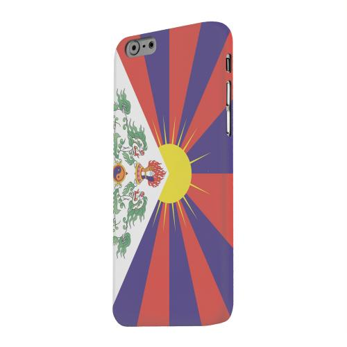 Geeks Designer Line (GDL) Apple iPhone 6 Matte Hard Back Cover - Tibet