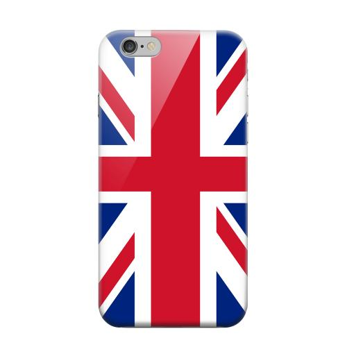 Geeks Designer Line (GDL) Apple iPhone 6 Matte Hard Back Cover - United Kingdom