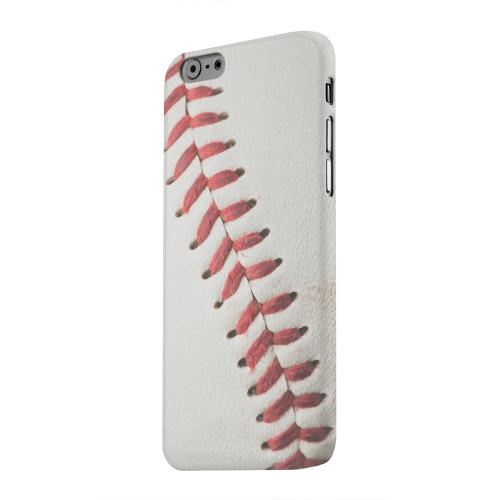 Geeks Designer Line (GDL) Apple iPhone 6 Matte Hard Back Cover - Baseball