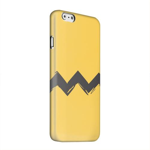 Geeks Designer Line (GDL) Apple iPhone 6 Matte Hard Back Cover - Yellow Good Grief!
