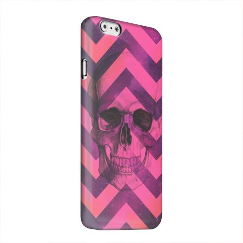 Geeks Designer Line (GDL) Apple iPhone 6 Matte Hard Back Cover - Pink Space Death
