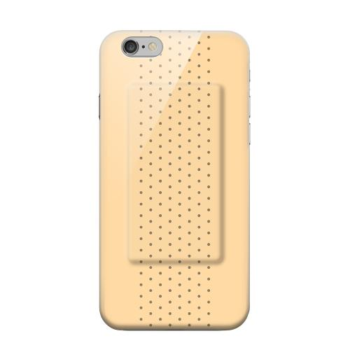 Geeks Designer Line (GDL) Apple iPhone 6 Matte Hard Back Cover - Bandaid