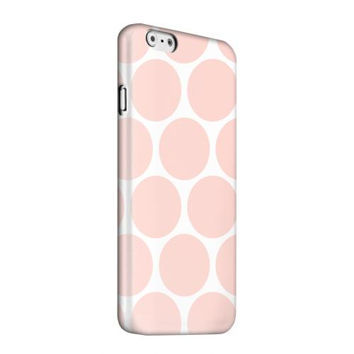 Geeks Designer Line (GDL) Apple iPhone 6 Matte Hard Back Cover - Big & Baby Pink