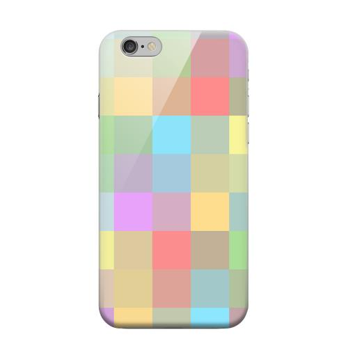 Geeks Designer Line (GDL) Apple iPhone 6 Matte Hard Back Cover - Pixelated