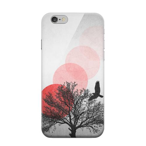 Geeks Designer Line (GDL) Apple iPhone 6 Matte Hard Back Cover - Sunset Fade
