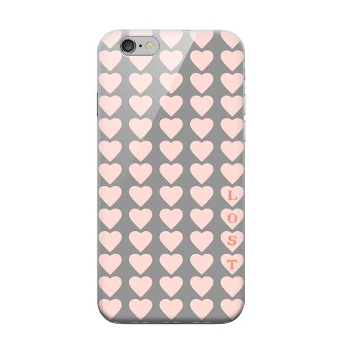 Geeks Designer Line (GDL) Apple iPhone 6 Matte Hard Back Cover - Lost in Love