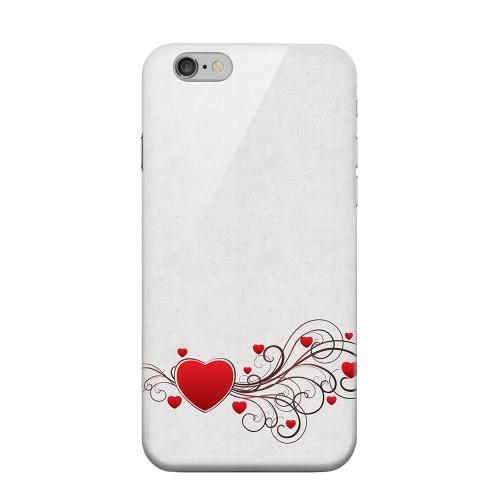 Geeks Designer Line (GDL) Apple iPhone 6 Matte Hard Back Cover - Love Bloom
