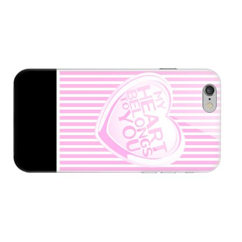 Geeks Designer Line (GDL) Apple iPhone 6 Matte Hard Back Cover - My Heart