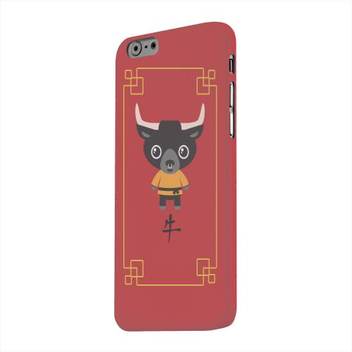 Geeks Designer Line (GDL) Apple iPhone 6 Matte Hard Back Cover - Chibi Ox