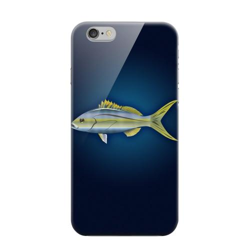 Geeks Designer Line (GDL) Apple iPhone 6 Matte Hard Back Cover - Yellowtail
