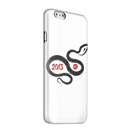 Geeks Designer Line (GDL) Apple iPhone 6 Matte Hard Back Cover - Year of the Snake