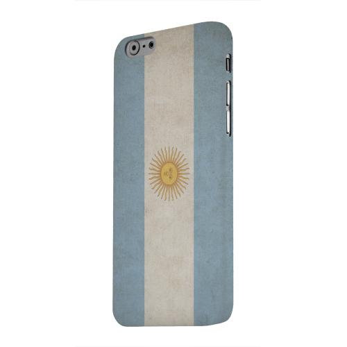 Geeks Designer Line (GDL) Apple iPhone 6 Matte Hard Back Cover - Grunge Argentina