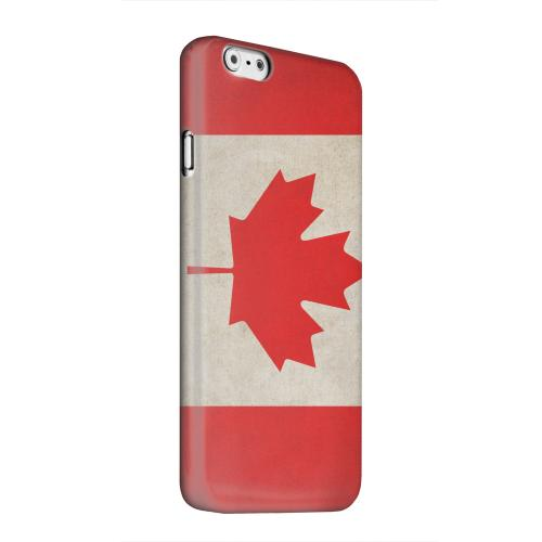 Geeks Designer Line (GDL) Apple iPhone 6 Matte Hard Back Cover - Grunge Canada