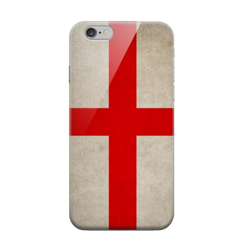Geeks Designer Line (GDL) Apple iPhone 6 Matte Hard Back Cover - Grunge England