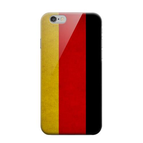 Geeks Designer Line (GDL) Apple iPhone 6 Matte Hard Back Cover - Grunge Germany