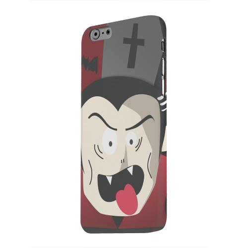 Geeks Designer Line (GDL) Apple iPhone 6 Matte Hard Back Cover - Immature Vampire