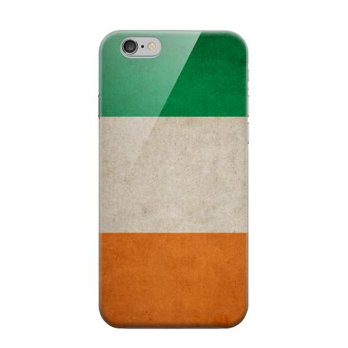 Geeks Designer Line (GDL) Apple iPhone 6 Matte Hard Back Cover - Grunge Ireland