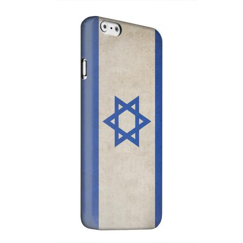 Geeks Designer Line (GDL) Apple iPhone 6 Matte Hard Back Cover - Grunge Israel