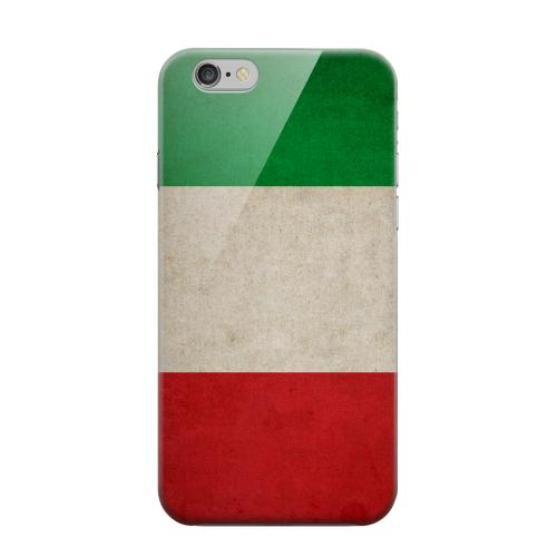 Geeks Designer Line (GDL) Apple iPhone 6 Matte Hard Back Cover - Grunge Italy