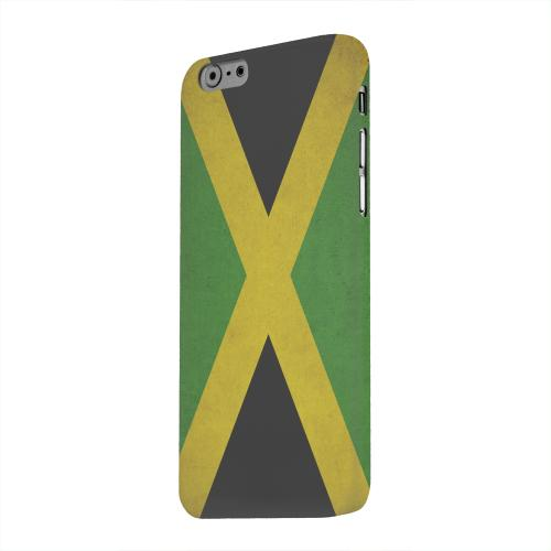 Geeks Designer Line (GDL) Apple iPhone 6 Matte Hard Back Cover - Grunge Jamaica
