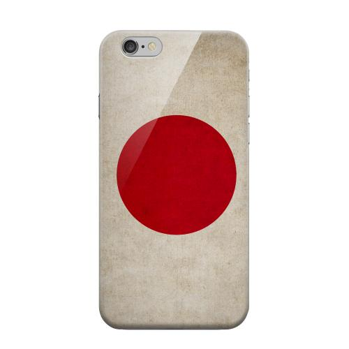 Geeks Designer Line (GDL) Apple iPhone 6 Matte Hard Back Cover - Grunge Japan