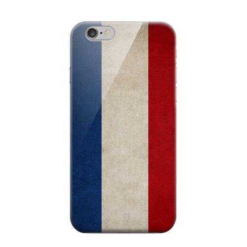 Geeks Designer Line (GDL) Apple iPhone 6 Matte Hard Back Cover - Grunge Netherlands