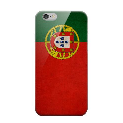 Geeks Designer Line (GDL) Apple iPhone 6 Matte Hard Back Cover - Grunge Portugal