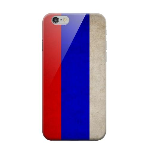Geeks Designer Line (GDL) Apple iPhone 6 Matte Hard Back Cover - Grunge Russia