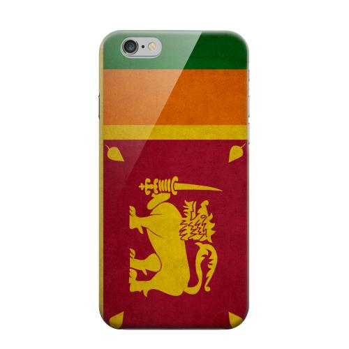 Geeks Designer Line (GDL) Apple iPhone 6 Matte Hard Back Cover - Grunge Sri Lanka