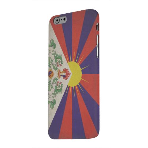 Geeks Designer Line (GDL) Apple iPhone 6 Matte Hard Back Cover - Grunge Tibet